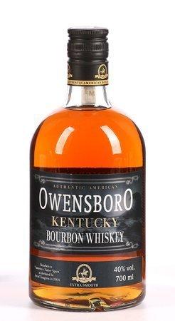 Owensboro Kentucky Bourbon Whiskey - 0,7l alk. 40% (281)